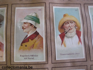 Chromo Trade Card Smokers