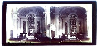 Chromo Trade Card stereo view